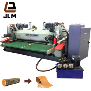 High Quality 8 Feet Spindle Less Wood Veneer Peeling Machine