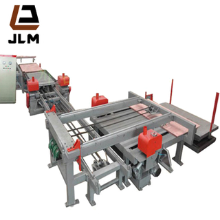 Vertical and Horizontal Plywood Board Trimming Saw for Wood Based Board