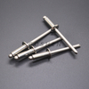 Stainless steel 304/A2 DIN7337 dome head rivet