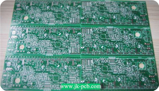 Electric Vehicle Controller PCB