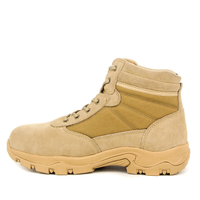 Factory sand military desert boots 7101