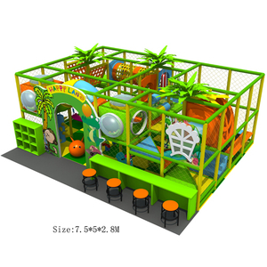 Indoor soft playground surfaces