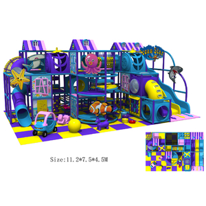 Multi-function play zone for kids