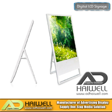"42 ""Ultra-delgado Portátil Digital Cartel LCD Display Signage"