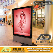 Airport Mupi Advertising Light Box - Indoor Signs