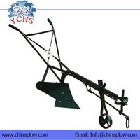 Animal drawn plough
