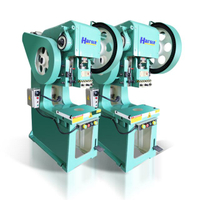 J21S Deep Throat Punching Machine