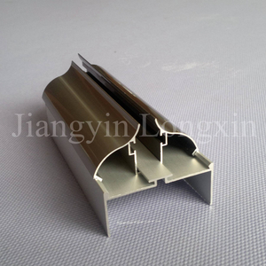 Electrophoresised Aluminium Profile for Windows
