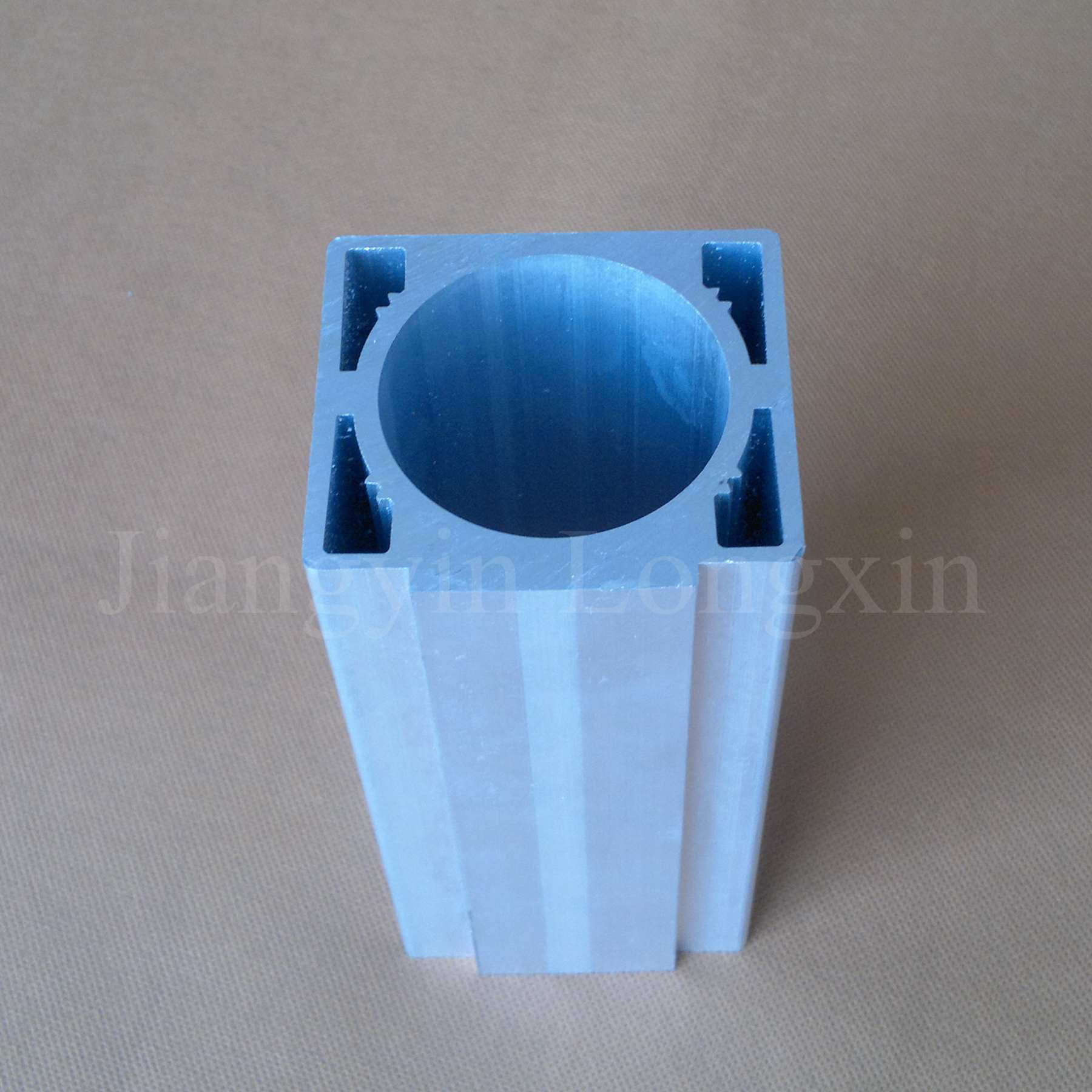 Natural Anodized Aluminium Profile for Industry