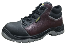 High ankle SB-P standard steel toe working safety shoes
