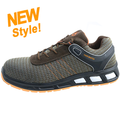ETPU08 tiger master brand fashionable custom made safety shoes