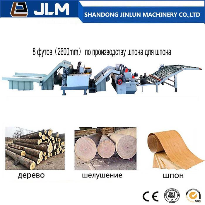 a Production Line for Plywood Sheets