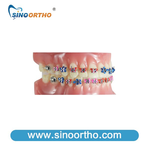 SINO ORTHO Orthodontic Fashion Cartoon Tie