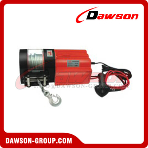 DS-KDJ-3500K DS-KDJ-4500K 3500lbs 4500lbs 12V DC Electric Winch with CE Approval