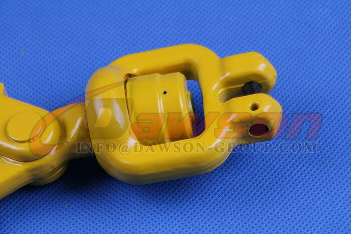 G80 Grade 80 Clevis Swivel Selflock Hook for Lifting - Dawson Group Ltd. - China Manufacturer