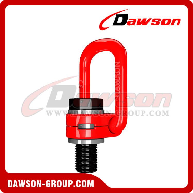 G80 Pivoting Lifting Screw, Alloy Steel Rotation Side Pull Lifting Points - China Manufacturer Supplier