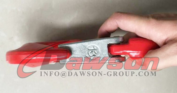 G80 Eye Sling Hook with Cast Latch - Dawson Group Ltd. - China Manufacturer