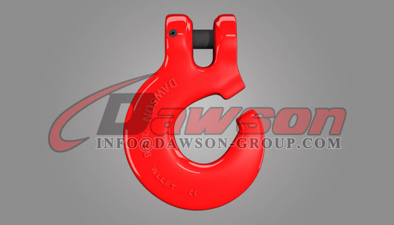 DS102 Grade 80 Clevis Forest Hook for Logging - Dawson Group Ltd. - China Manufacturer, Supplier, Factory