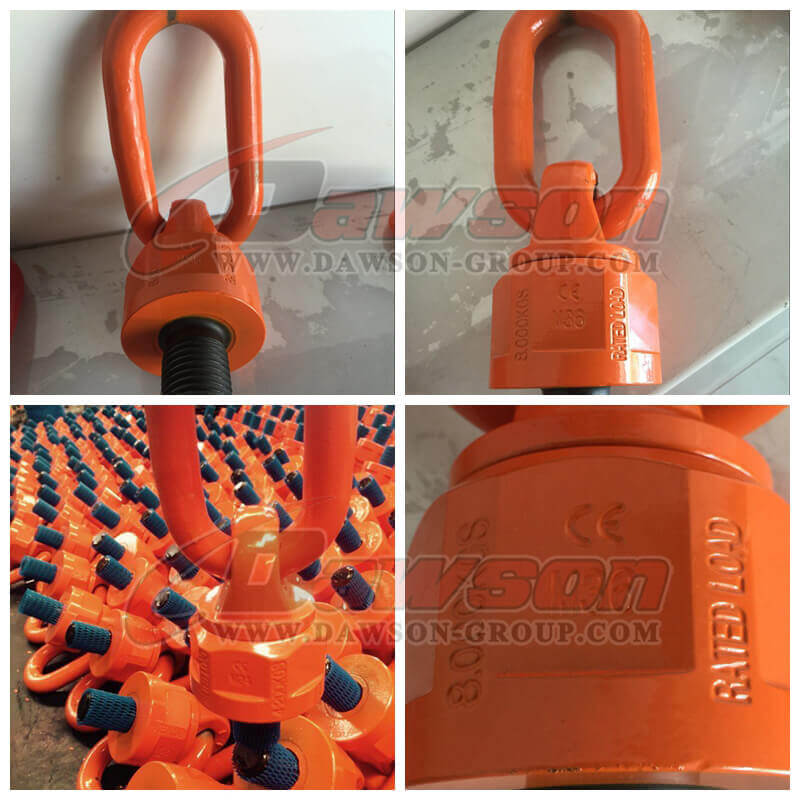 G80 Alloy Steel Lifting Points - China Factory