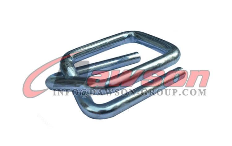 Steel Wire Buckle for 13MM-32MM Polyester Composite Cord Strap - Dawson Group Ltd. - China Manufacturer, Supplier
