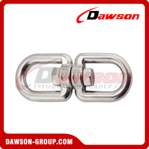 High quality Stainless steel hardware eye & eye swivel