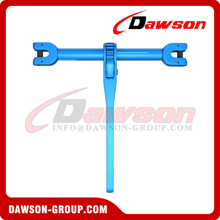 G100 Forged Steel Clevis Type Ratchet Load Binder for Lashing - Dawson Group Ltd. - China Supplier