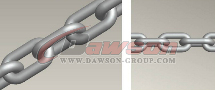 High strength round link chain - China Supplier
