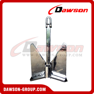 Stainless Steel 316 Ship TW-POOL HHP Anchor / SS 316 High Holding Power Pool Anchor