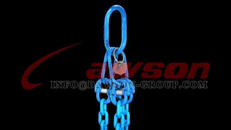 Application of G100 Master Link Assembly for Wire Rope Slings - Dawson Group Ltd. - China Supplier