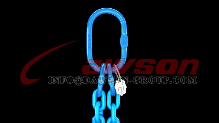 G100 Forged Master Link for Wire Rope Lifting Slings - Dawson Group Ltd. - China Manufacturer, Supplier