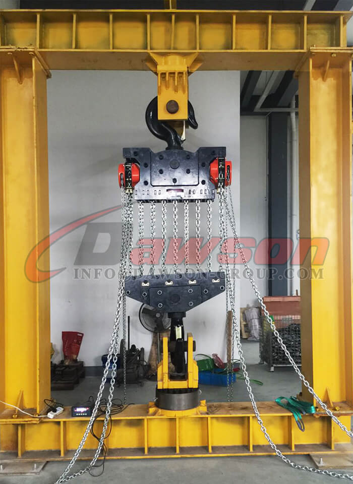 50 Ton Chain Hoist, Chain Block, Heavy Duty Chain Hoist - China Supplier, Factory