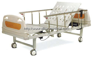 Two Function Electric Hospital Bed