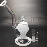 Hookah Percolator Glass Smoking Pipe