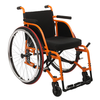 Portable Adult Manual Stair Climbing Wheelchair FC-M9