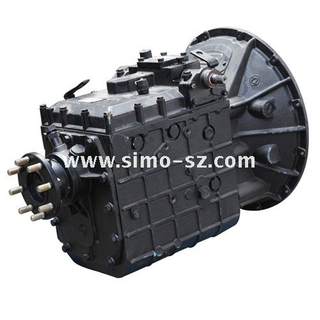 bus gearbox transmission