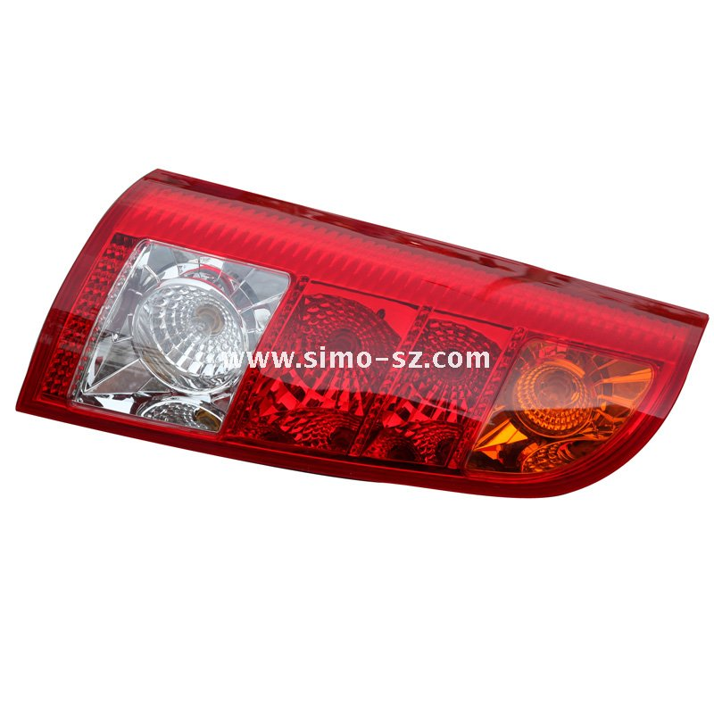 bus lights headlights taillights