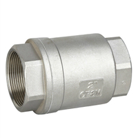 Stainless Steel H12W Vertical Check Valve
