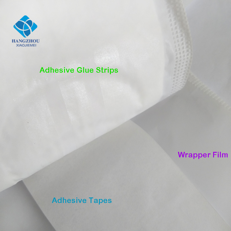 Maxi thick Day time Use Feminine Hygiene Lady Sanitary Pads menstrual towel wing wing biodegradable