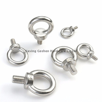 Stainless Steel Marine din 580 lifting eye bolt M10
