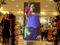 Holographic Transparent Rear Projection Film Self Adhesive
