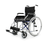 AL-006 Aluminum Alloy Lightweight wheelchair