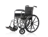 YJ-K2F01-2 Steel manual wheelchair