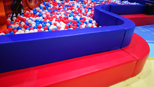 Ball Pool Indoor Playground Show