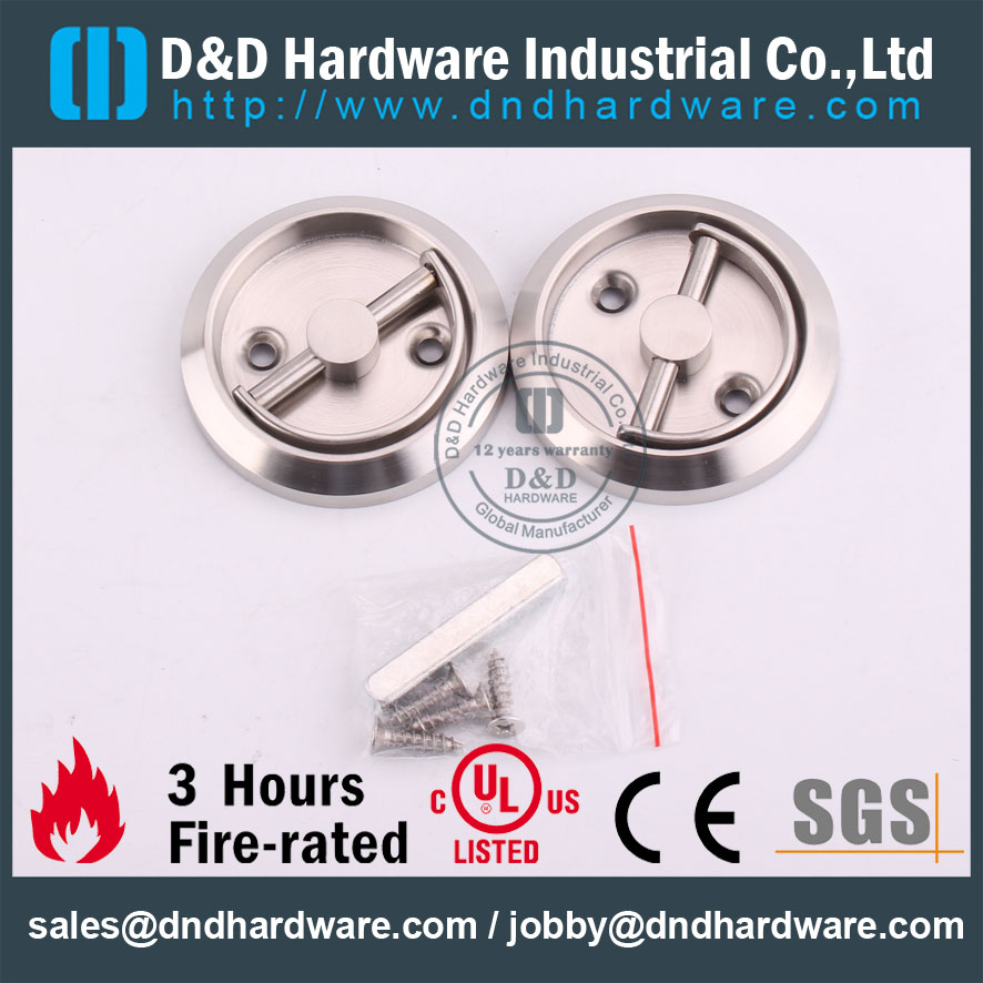 Stainless Steel Furniture Cup Handle For Interior Fire Cock Doors