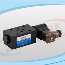 MSC Series Modular Solenoid Operated Check Valves