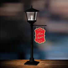 New Product From Nanjing Supplier-Plastic Table Lamp Decoration