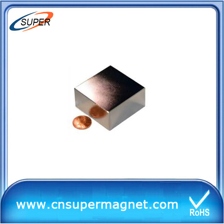 High-level 20*20*3mm Sintered Neodymium Magnet