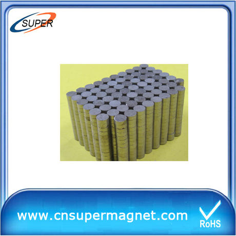 High Quality 22*10 SmCo magnet