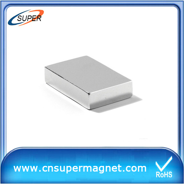 professional block sintered ndfeb magnets