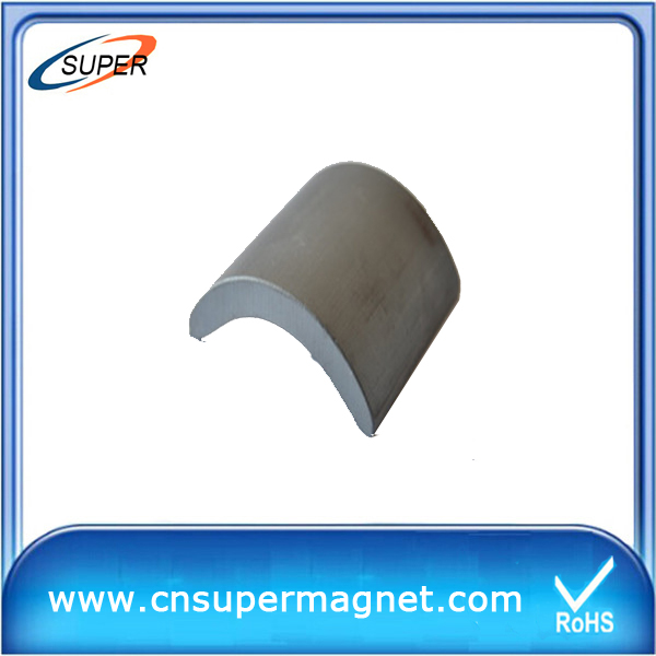 strong permanent Y33 arc ferrite magnets